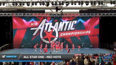 All Star One - Red Hots [2020 L2 International Junior Day 2] 2020 Mid-Atlantic Championships
