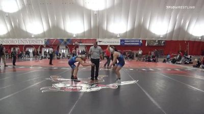 141 lbs Final - Danny Bertoni, Univ Of Maryland vs Julian Chlebove, Arizona State