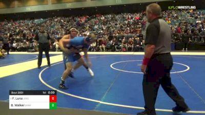 220 lbs 3rd Place - Fernando Luna, Jerome vs Bryant Walker, Broomfield
