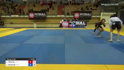 Liam Alpang vs Justus Goschel 1st ADCC European, Middle East & African Trial 2021