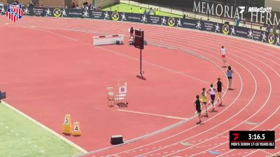 Replay: Track - 2021 AAU Junior Olympic Games | Aug 7 @ 7 AM