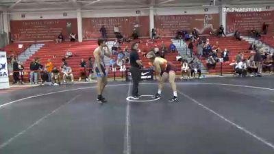 92 kg Prelims - Daulton Mayer, Kentucky vs Cole Urbas, Pennsylvania RTC