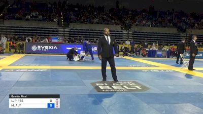 LEONARDO NOGUEIRA vs MAHAMED ALY 2019 Pan Jiu-Jitsu IBJJF Championship