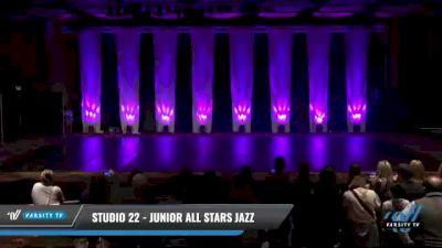 Studio 22 - Junior All Stars Jazz [2021 Junior - Jazz Day 1] 2021 GLCC: The Showdown Grand Nationals