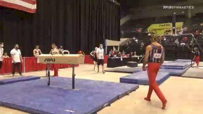 Vahe Petrosyan - Pommel Horse, Gymnastics Olympica USA - 2021 USA Gymnastics Development Program National Championships