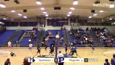 Replay: Hendrickson vs Pflugerville   Oct 12 @ 7 PM