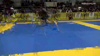 SCOTT DANCE vs JOSHUA ANTHONY CISNEROS 2021 Pan IBJJF Jiu-Jitsu No-Gi Championship