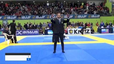 ANA TALITA DE OLIVEIRA ALENCAR vs NAIOMI ANAIANSI MATTHEWS MARTÍN 2020 European Jiu-Jitsu IBJJF Championship