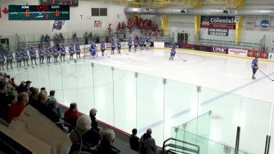 Full Replay - Air Force vs Robert Morris | Atlantic Hockey
