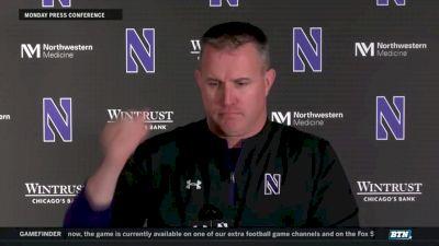 REPLAY: UMass vs Northwestern