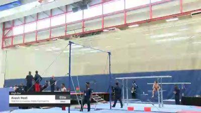 Akash Modi - High Bar, Stanford University Mens Gymnastics - 2021 Men's Olympic Team Prep Camp