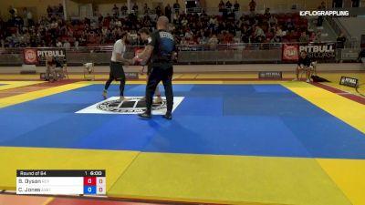 Ben Dyson vs Chris Jones 2019 2nd ADCC European Trials