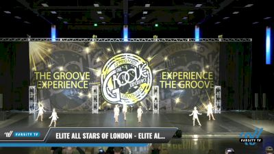 Elite All Stars of London - Elite All Stars of London [2021 Mini - Contemporary/Lyrical Day 2] 2021 Groove Dance Nationals