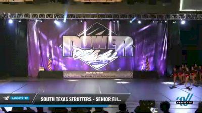South Texas Strutters - Senior Elite [2021 Senior - Jazz - Small Day 1] 2021 ACP Power Dance Nationals & TX State Championship