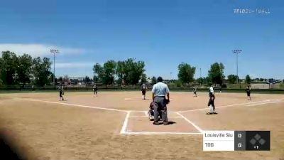 Texas Dirt Divas vs. Louisville Slugger - 2021 Colorado 4th of July