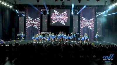 The Stingray All Stars - UV [2020 L4.2 Senior - Medium Day 1] 2020 JAMfest Cheer Super Nationals
