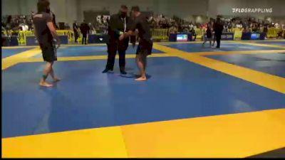ZIMITRO PEREZ vs EDWARD JAMROG 2021 American National IBJJF Jiu-Jitsu Championship