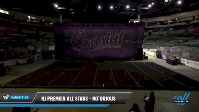 NJ Premier All Stars - Notorious [2021 L6 International Open - NT] 2021 Coastal: The Garden State Battle
