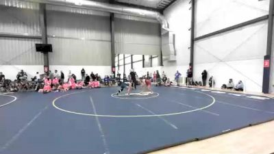 70 kg Prelims - Cameron Nunez, PWC Athena 2 vs Emily Gervais, Doughgirls
