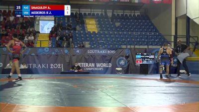 Replay: Mat C - 2021 Veterans World Championships | Oct 21 @ 6 PM