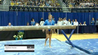Madison Kocian - Beam, UCLA - 2019 NCAA Gymnastics Ann Arbor Regional Championship