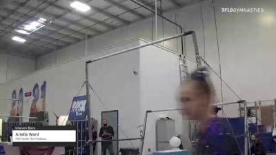 Arielle Ward - Bars, Metroplex Gymnastics - 2021 Region 3 Women's Championships
