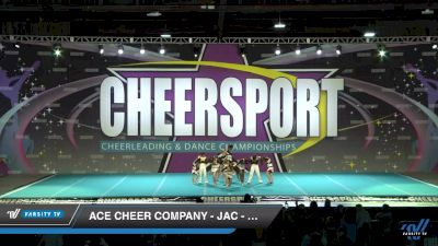 ACE Cheer Company - JAC - Young Guns [2019 Youth Small 1 Division A Day 2] 2019 CHEERSPORT Nationals