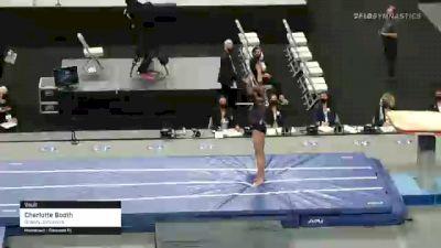 Charlotte Booth - Vault, Brandy Johnson's - 2021 US Championships