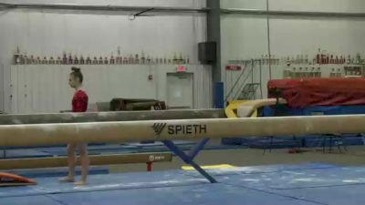 Olivia Greaves - Beam, World Champions Centre - 2021 Women's World Championships Selection Event