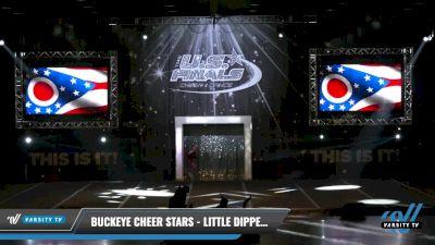 Buckeye Cheer Stars - Little Dippers [2021 L1.1 Mini - PREP - D2 - A Day 1] 2021 The U.S. Finals: Louisville
