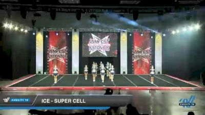 ICE - Super Cell [2021 L3 Senior - Small Day 1] 2021 JAMfest Cheer Super Nationals