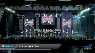 ICE - Super Cell [2020 L3 Senior - Medium - A Day 1] 2020 JAMfest Cheer Super Nationals
