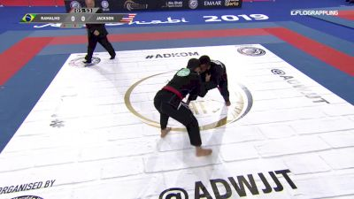 Diego Ramalho vs Dj Jackson 2019 Abu Dhabi King of Mats