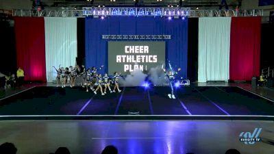 Cheer Athletics - Plano - Crewcats [2018 Senior Open Small Coed 5 Day 1] 2018 NCA North Texas Classic