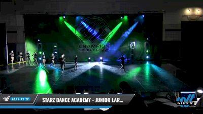 Starz Dance Academy - Junior Large Jazz [2021 Junior - Jazz - Large Day 2] 2021 CSG Dance Nationals