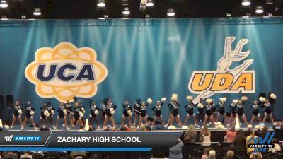 Zachary High School [2019 Game Day Super Varsity Day 2] 2019 UCA Dixie Championship