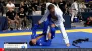 Fellipe Andrew vs Gustavo Batista, Absolute Final, 2021 IBJJF Pan Championship