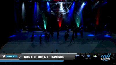 Star Athletics ATL - Diamonds [2021 L2 Youth - Medium Day 1] 2021 The U.S. Finals: Pensacola