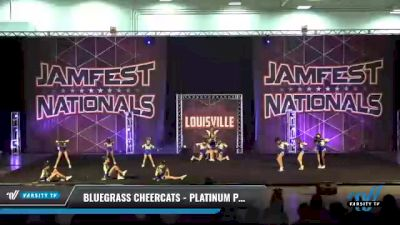 Bluegrass Cheercats - Platinum Prowlers [2021 L2 Youth - D2 - Small Day 2] 2021 JAMfest: Louisville Championship