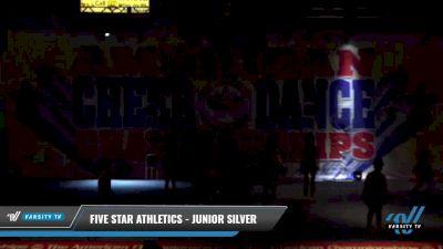 Five Star Athletics - Junior Silver [2021 L2 Junior - Small Day 1] 2021 The American Celebration DI & DII