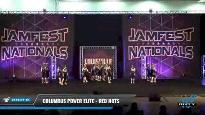 Columbus Power Elite - Red Hots [2021 L2 Senior Day 1] 2021 JAMfest: Louisville Championship