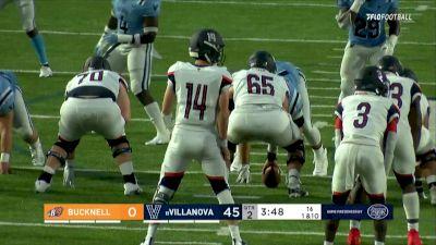 Replay: Bucknell vs Villanova | Sep 11 @ 6 PM
