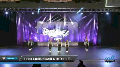 Fierce Factory Dance & Talent - Fierce Factory - Senior Hip Hop [2021 Senior Coed - Hip Hop Day 2] 2021 ACP Power Dance Nationals & TX State Championship