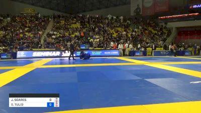 JAIME SOARES CANUTO vs SERVIO TULIO CARDOSO GUIMARÃES J 2019 World Jiu-Jitsu IBJJF Championship