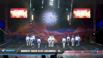 Midwest Cheer Elite-Columbus - ViNTage [2021 L6 International Open Coed - NT Day 2] 2021 GLCC: The Showdown Grand Nationals