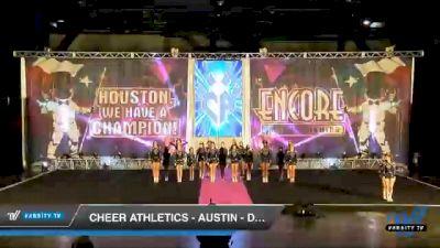 Cheer Athletics - Austin - DiamondCats [2020 L5 Junior Day 2] 2020 Encore Championships: Houston DI & DII