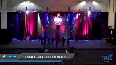 Douglasville Cheer Stars - UltraViolet [2021 L1 Youth - D2 - Small Day 1] 2021 The American Royale DI & DII