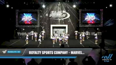 Royalty Sports Company - Marvelous Conquerors [2021 L2 Junior - D2 - Small Day 1] 2021 The U.S. Finals: Kansas City