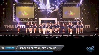 Eagles Elite Cheer - Diamonds [2019 - Senior - Club - Small 3 Day 2] 2019 US Finals Virginia Beach