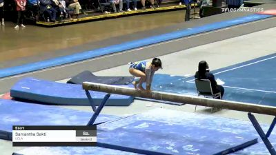 Samantha Sakti - , UCLA - 2020 California Grand Invitational & Collegiate Challenge